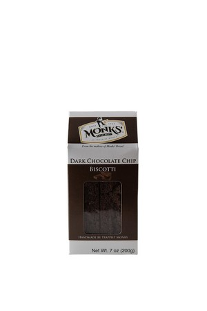 Monks' Dark Chocolate Chip Biscotti