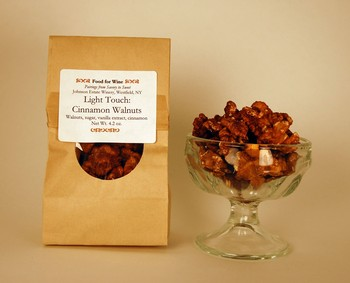 Light Touch Cinnamon Walnuts