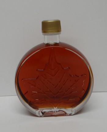 Maple Syrup - Glass Bottle, 250ml