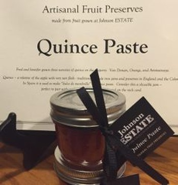 Johnson Estate Quince Paste