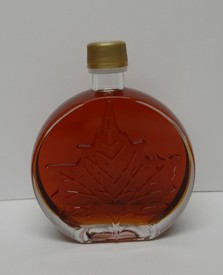 Maple Syrup - Glass Bottle, 250ml Image