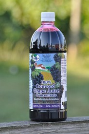 Concord Grape Juice Concentrate - Quart Image