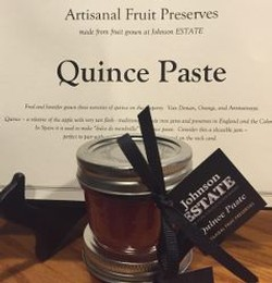 Johnson Estate Quince Paste Image