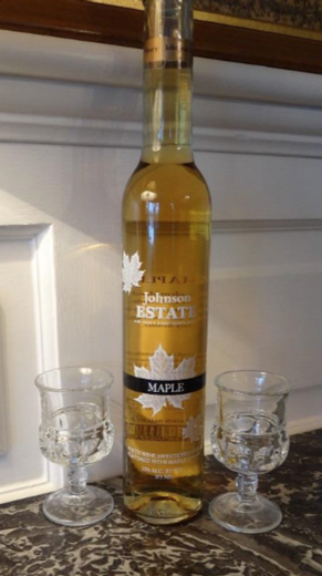 Maple Liqueur Pairing Suggestions